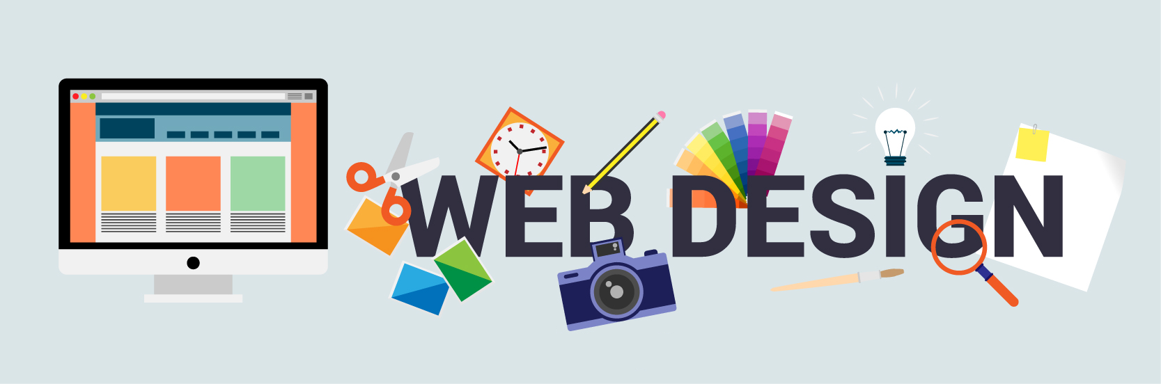 Choose the finest web designing company and gain an attractive website