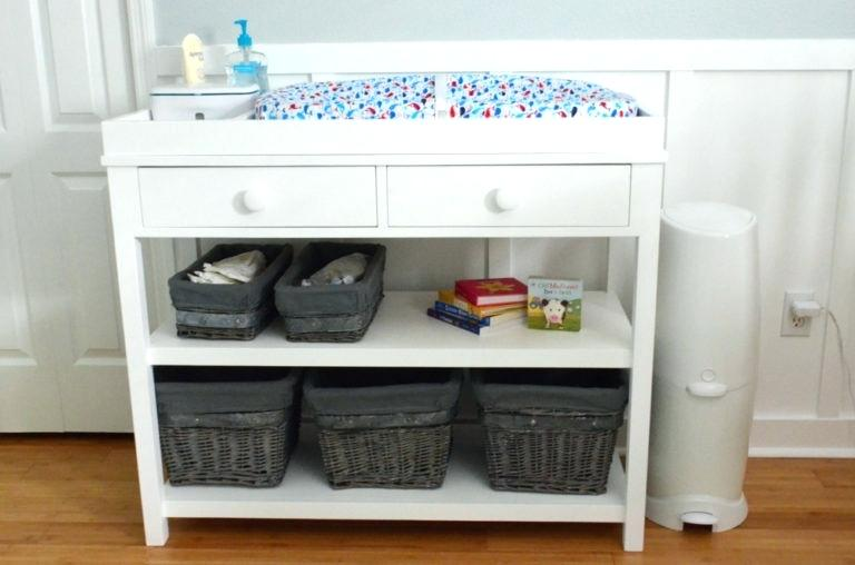 Five things to consider while cheap changing table