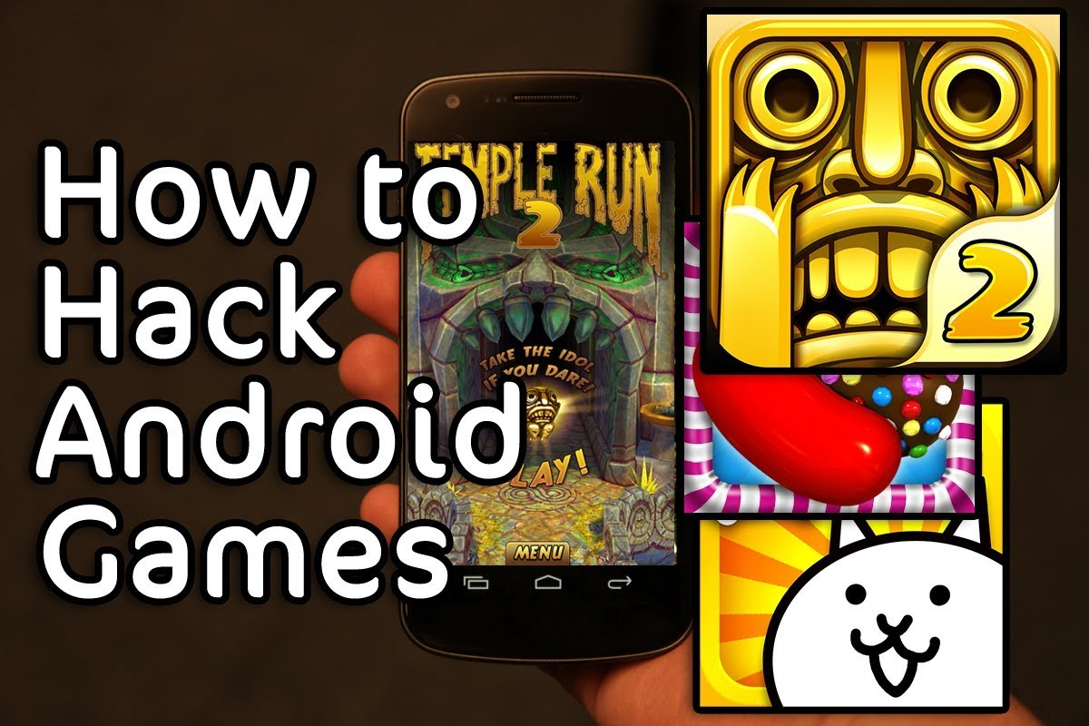 Get into the underground with hacked android games