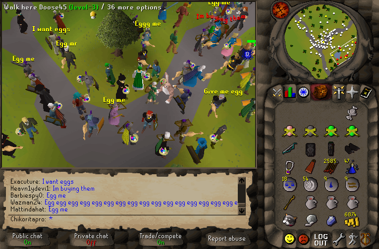 Why Do Several Players Sell Millions of Runescape Gold?